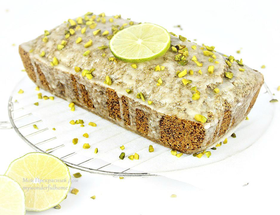 Лимонная глазурь. Рецепт