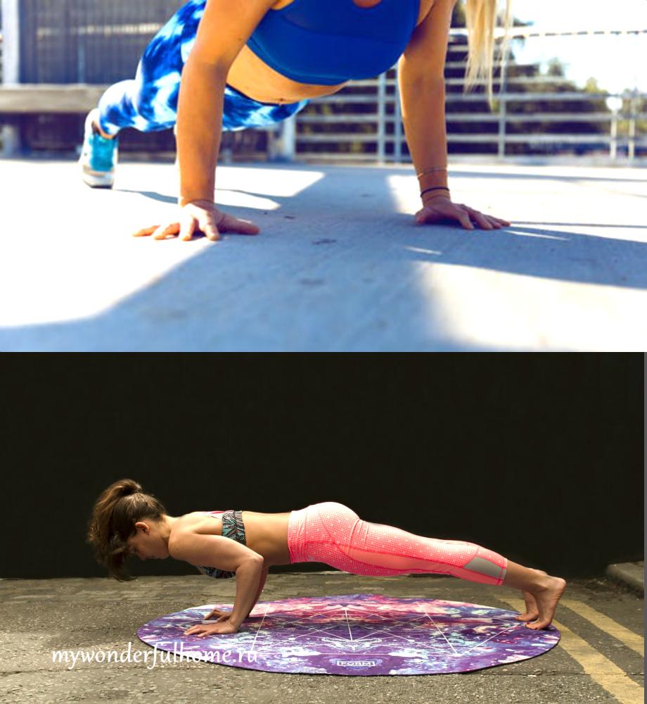 Фитнес для женщин дома