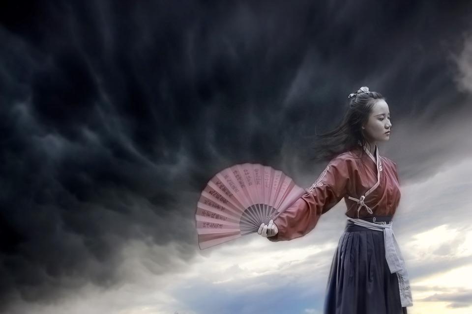 Женщина - генератор счастья
