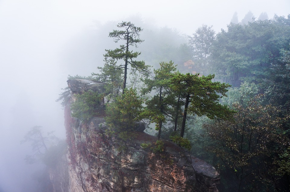 Национальный лесЧжанцзяцзе, Китай