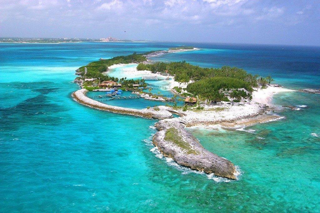 Голубая Лагуна, Багамы