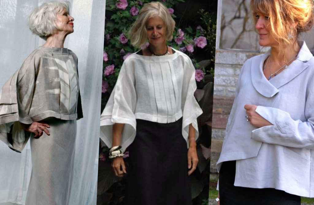 Мода для женщин 60+