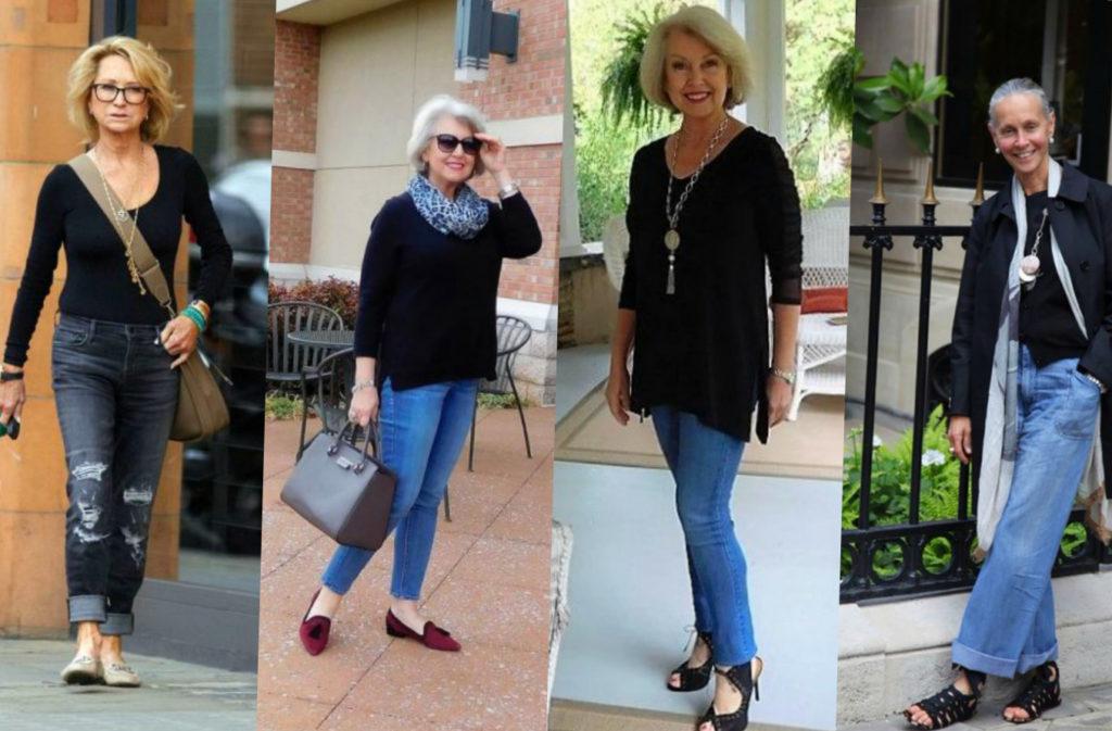 Модные женщины 40+,50+,60+,70+