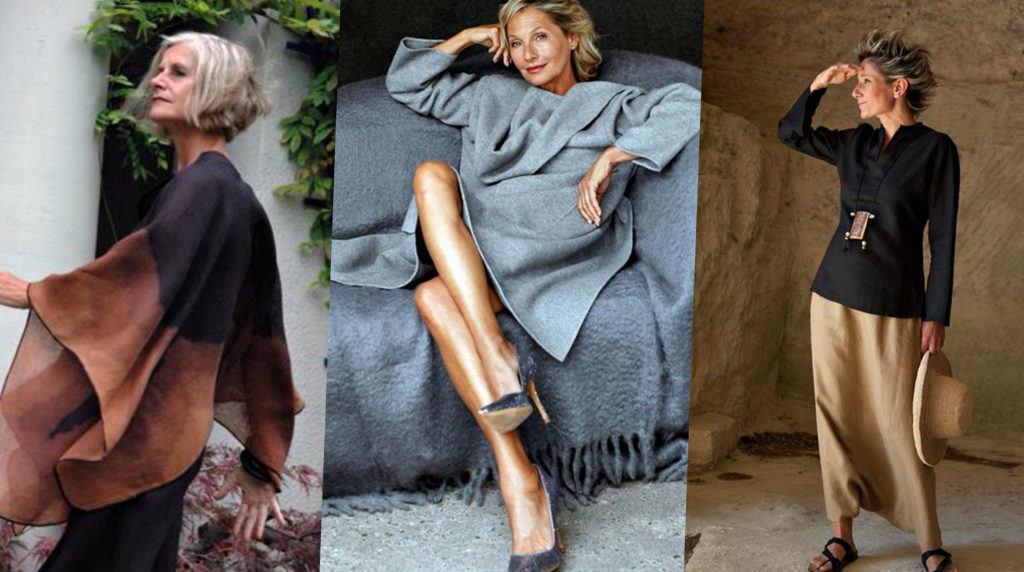 Женская мода в зрелом возрасте