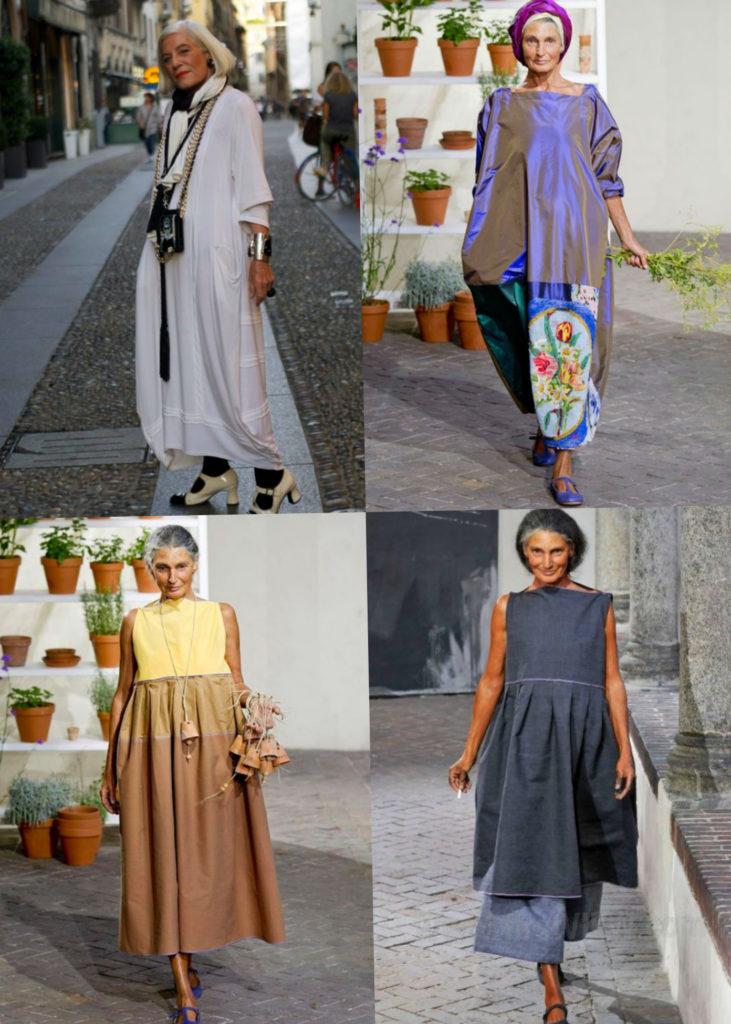 Мода для женщин 70+