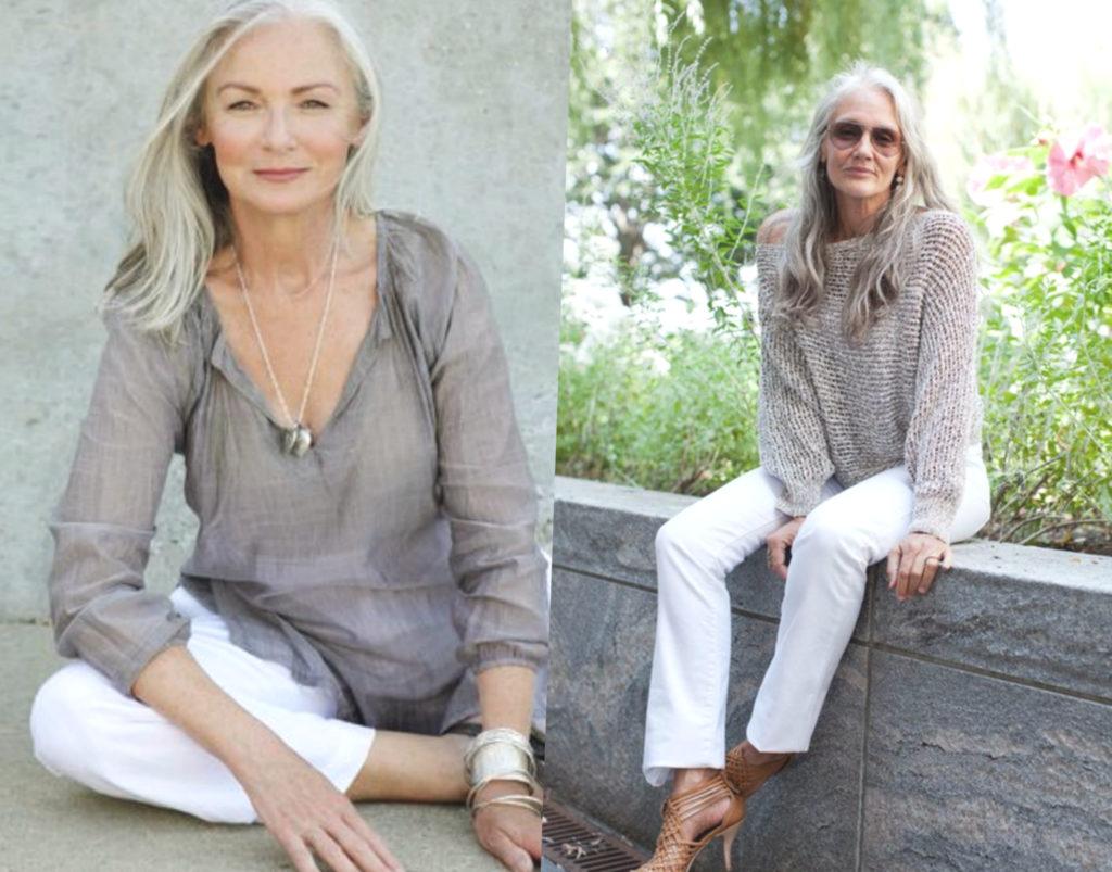Мода и возраст Женская мода 50+