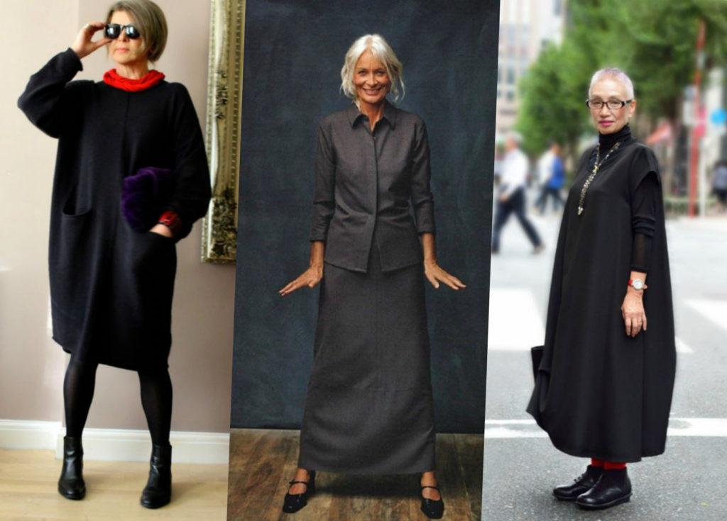 Стильные женщины 50+,60+