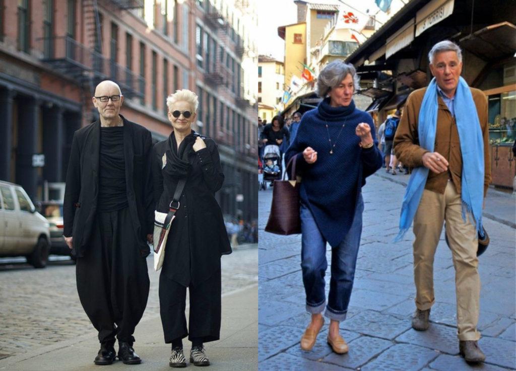 Мода, стиль и возраст