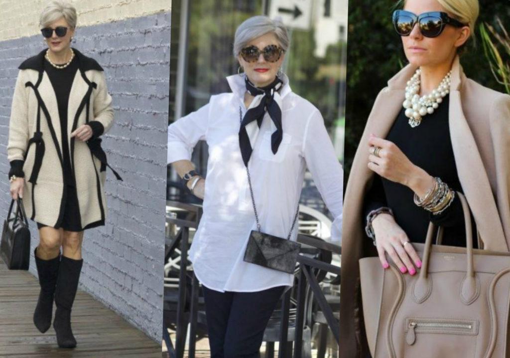 Женская мода в 60 лет и больше