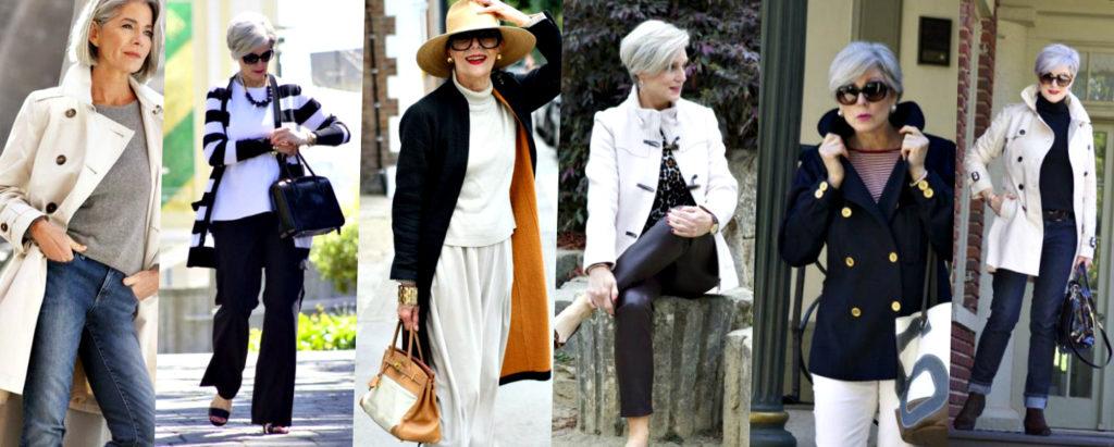 Зрелые женщины мода 45+