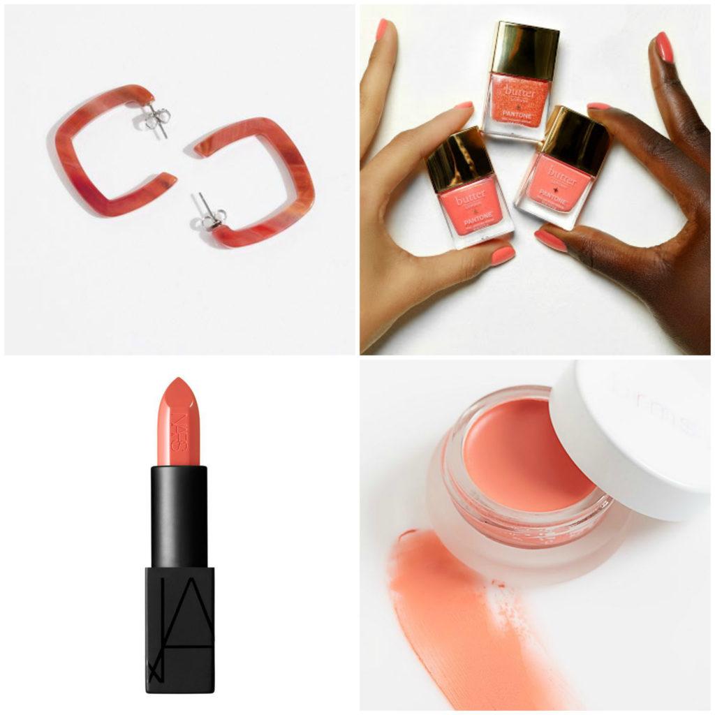 Модные цвета макияжа