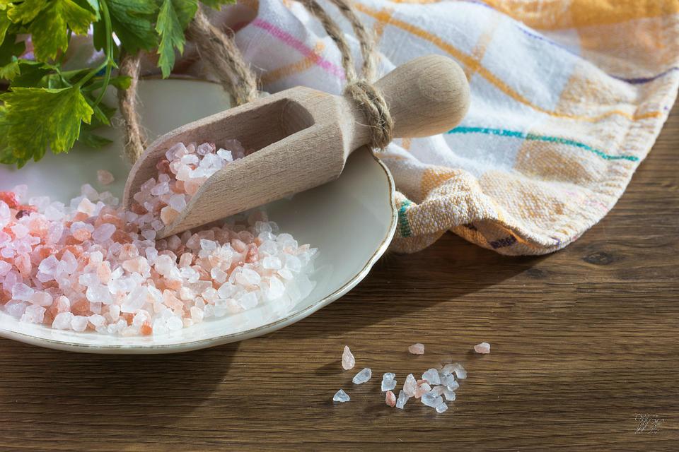 Рецепт соли для ванн