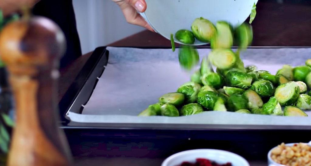 Рецепт приготовления брюссельской капусты