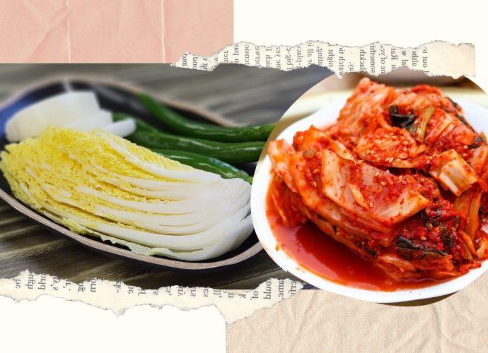 Пекинская капуста Рецепт